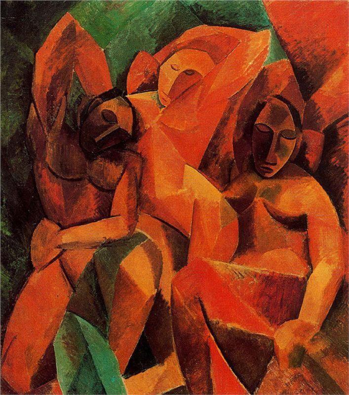 "Pablo Picasso:  ""Three Women"""
