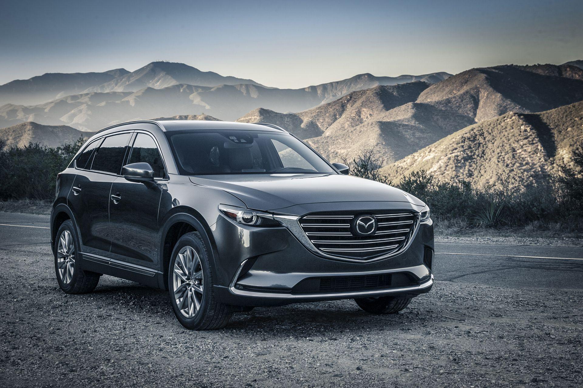 2017 Mazda CX 9 Photo Gallery   Autoblog