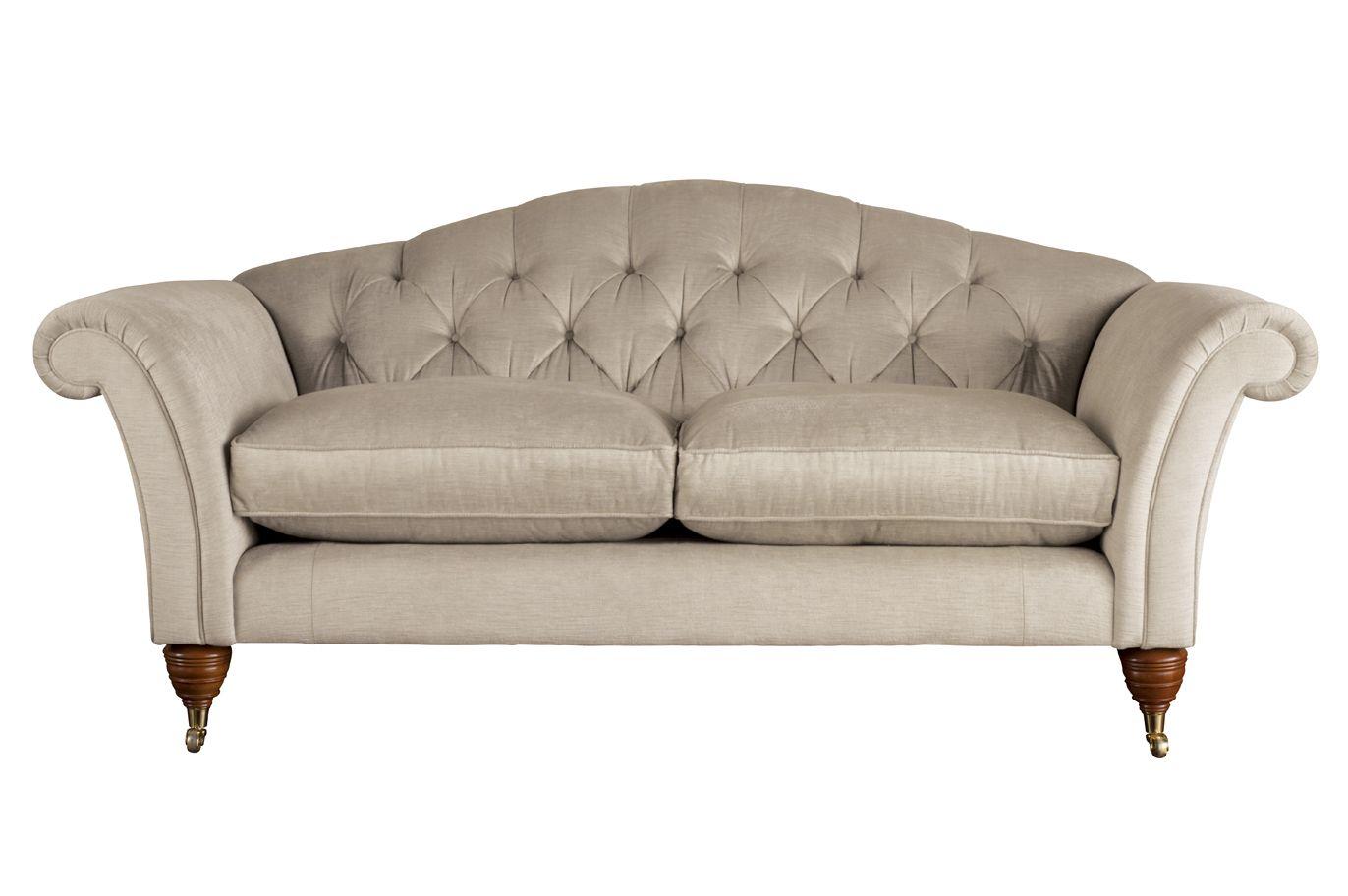 Farnborough Upholstered Large 2 Seater Sofa Laura Ashley Made To