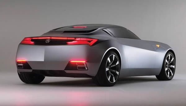Acura Is Calling This Rakish Coupe The Advanced Sports Car Concept, But  Itu0027s Essentially The Replacement For The Much Missed NSX.