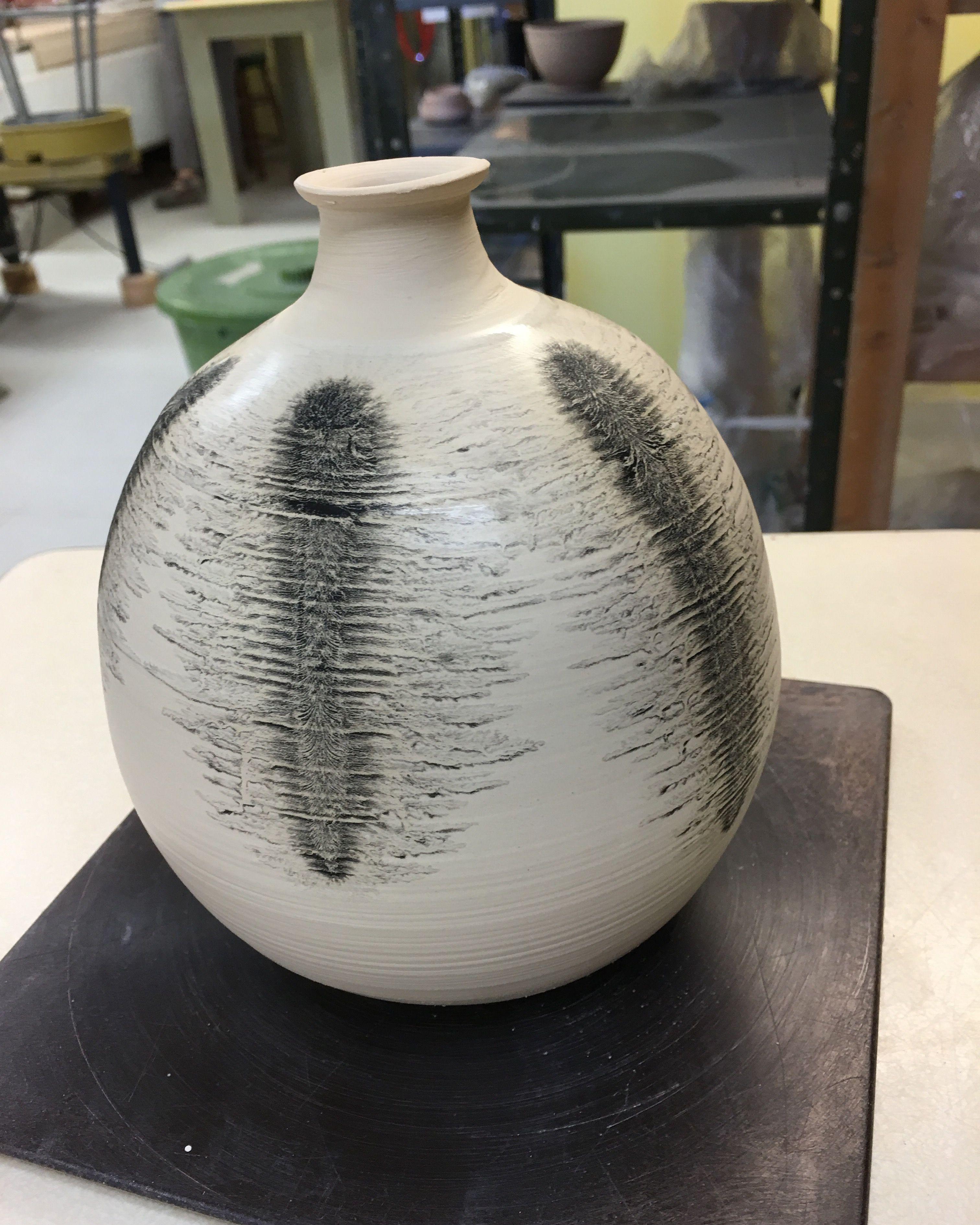 New Devon Pottery Vase Non-Ironing Other Devon Ware Devon/torquay Ware