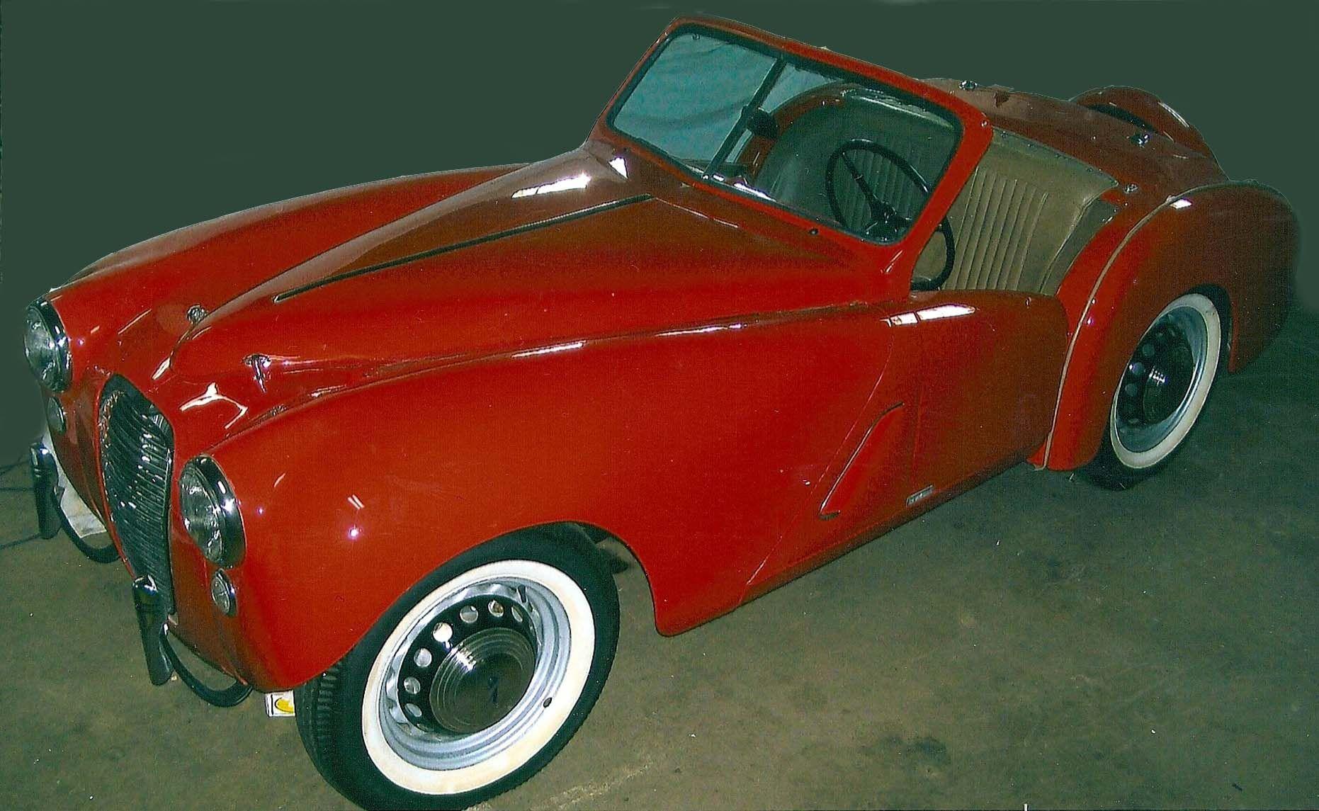 Return of the Renville: Custom sportscar back in spotlight - Old ...