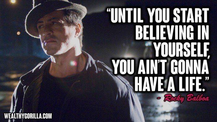 17 Most Inspirational Rocky Balboa Quotes & Speeches #rockybalboaquotes