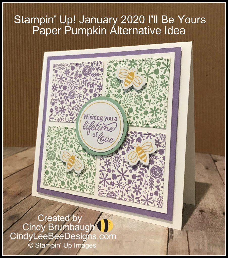 February 2020 a lovely day paper pumpkin has salea
