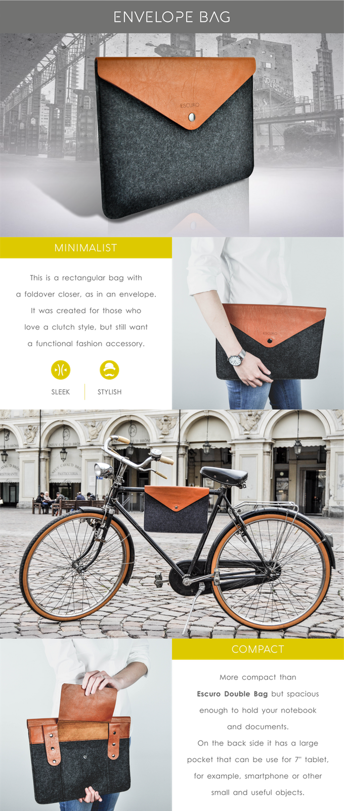 An Innovative Durable And Stylish Bike Bag The Best Balance Of