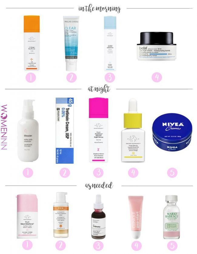 Medical Student By Day Fashion Blogger By The 30 Minutes I Have Of Free Time At Night Beauty Makeup Pinterest Skin Care Korean Skincare Ro Korean Skincare