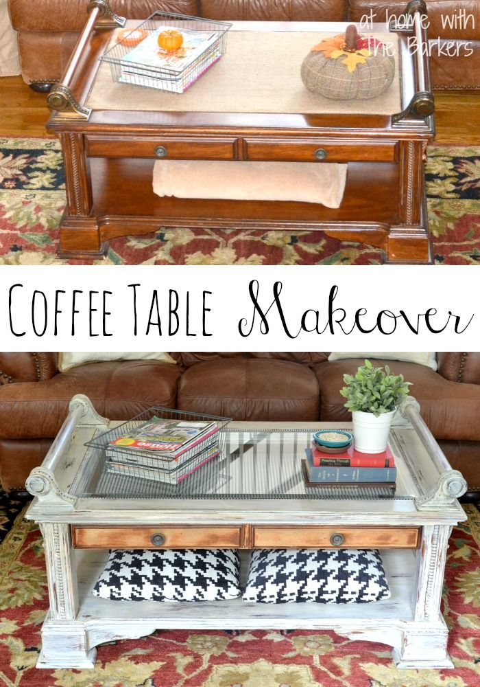 coffee table makeover | homemade, furniture and wood furniture