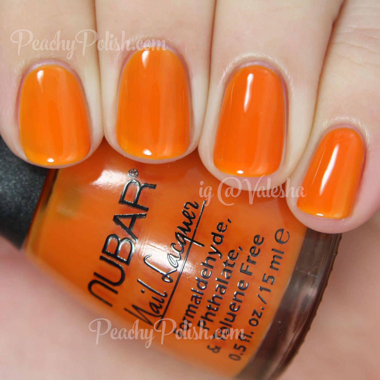 Nubar V.I.P. | Spring 2015 Pop Collection | Peachy Polish