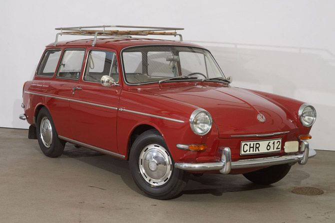 Volkswagenauktion - rare and classic VW cars go under the hammer #varient #type3 #squareback #aircooled #aircooledlife