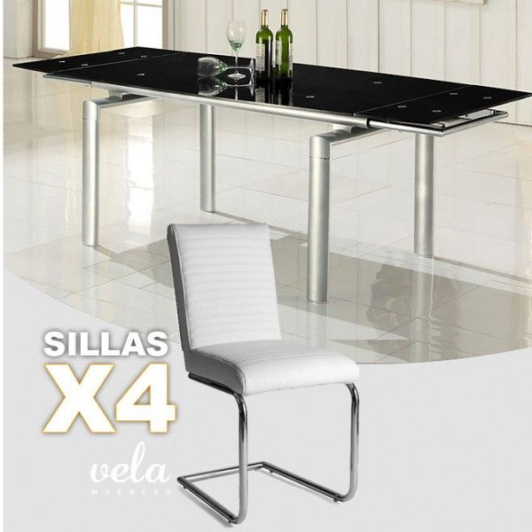 Mesas y sillas baratas online | Mesas para comedor, Sillas y Conjuntos