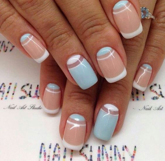 Pin by cristina gutierrez on nail color and designs | Pinterest ...