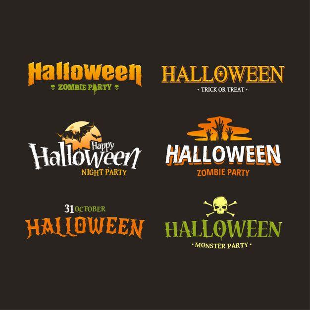 Image result for halloween logo | Halloween | Pinterest ...
