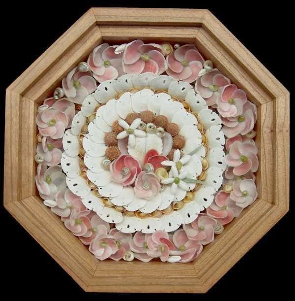 Sailors Valentine Boxes And Shells | Sailoru0027s Valentines | Ferrebeekeeper