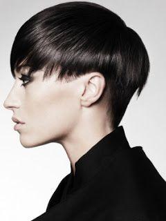 style short hair edge - Google Search