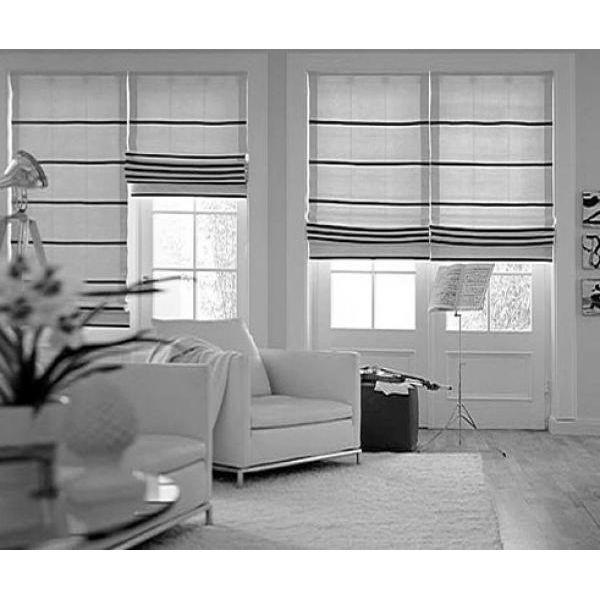 Tenda pacchetto vetro tende a pacchetto tende soggiorno for Case alla moda