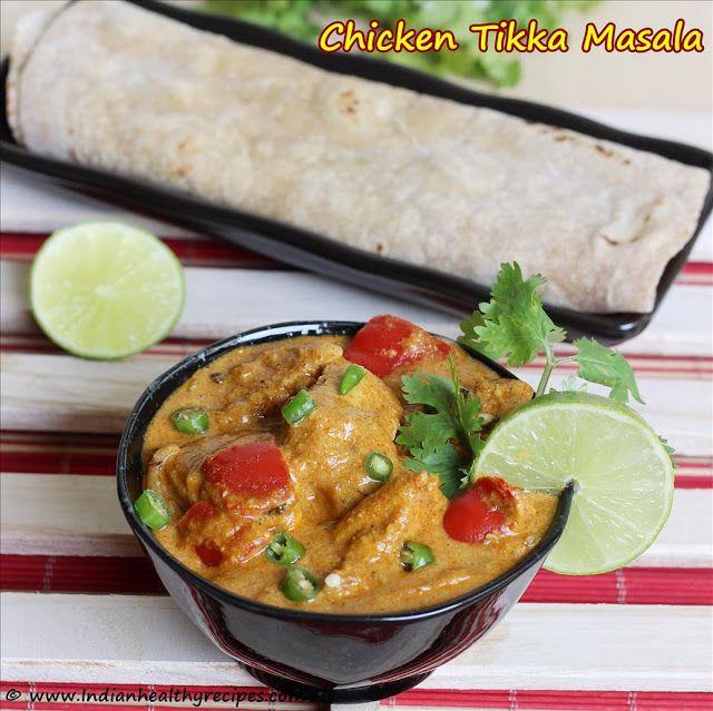 Chicken Tikka Masala Recipe Sanjeev Kapoor Chicken Tikka Masala Recipes Chicken Tikka Masala Tikka Masala Recipe