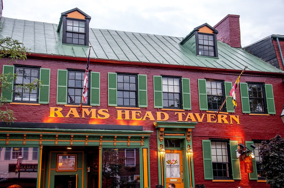 15 ways to have fun in charming annapolis maryland