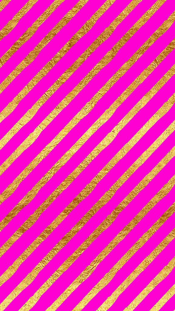 Hot Pink and Gold iPhone Wallpapers   SILVER SPIRAL STUDIO ...