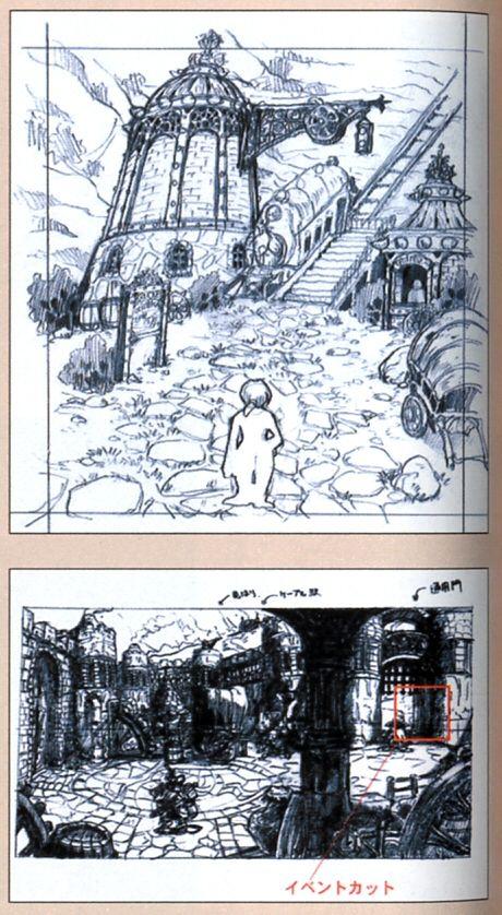 Aerbs_Mountains_-_Bohden_Arch_Concept_Sketches.jpg (460×838)
