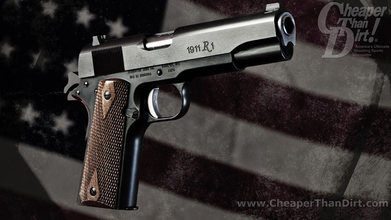 Remington 1911 R1 | Guns Photography | Hand guns, Guns, Guns, ammo