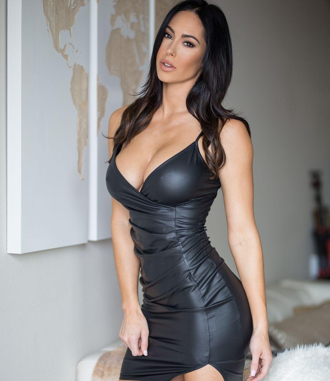 Sexy Milf Tight Dress