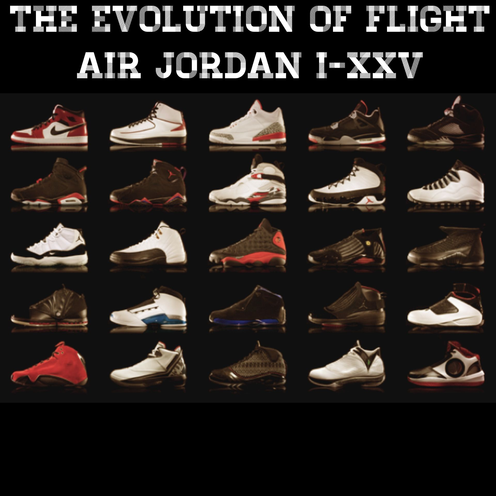 All Jordan Shoes