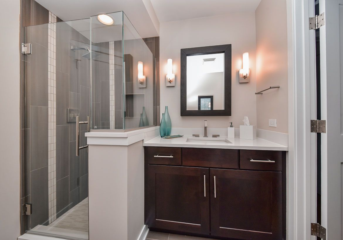 Exciting Walk In Shower Ideas For Your Next Bathroom Remodel Shower Sizes Master Bathroom Design Bathroom Remodel Master [ jpg ]