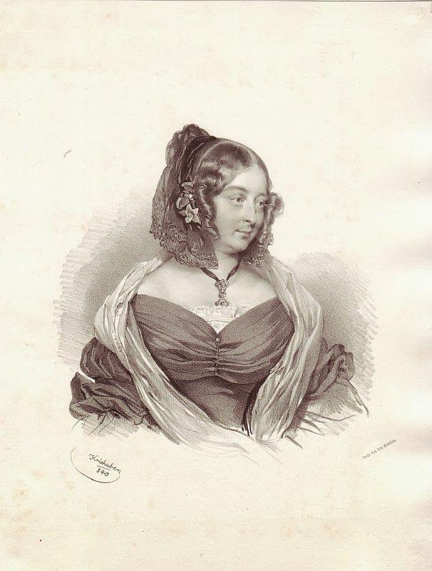 Josef Kriehuber (Austrian, 1800-1876),