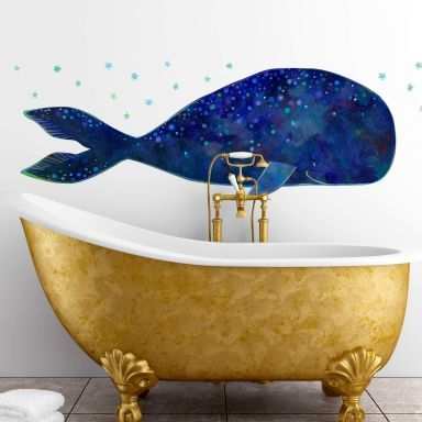 Deko Meer Wandtattoo Fische Wandtattoo Delfin Wandtattoo
