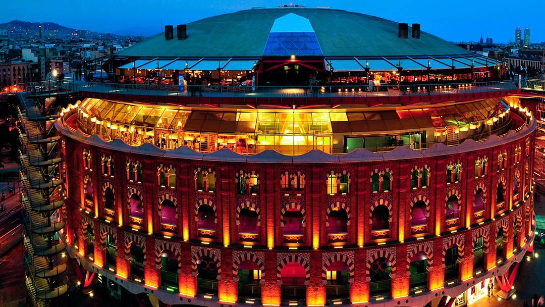 From A Bullring To A Shopping Centre Barcelona Arena