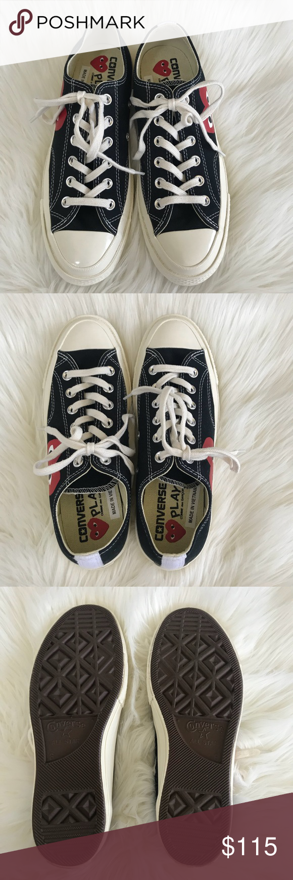 x Converse Sneakers Size