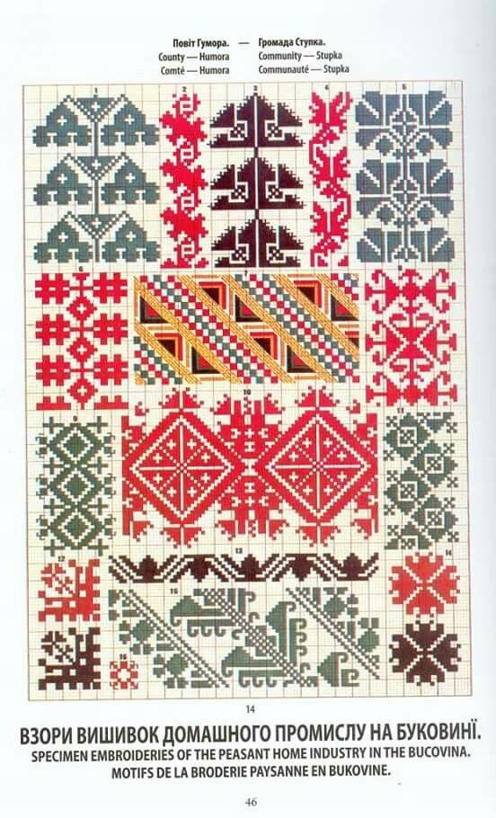 Ukrainian traditional embroidery Зразки Вишивки 1e7740edeb485
