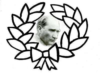 Ataturk Resmi Boyama Etkinlikleri Boyama Sayfalari Sanat
