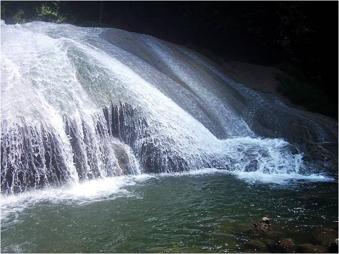 Agua Blanca Tabasco Nuestro Mexico Pinterest