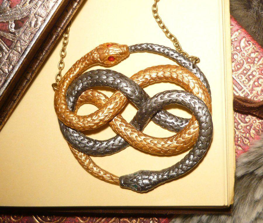 AURYN - handsculpted Amulet with Gemstones by Ganjamira on DeviantArt