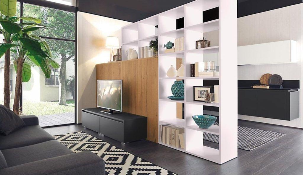 Photo of come arredare un open space #tv units design living areas modern Open space: com…