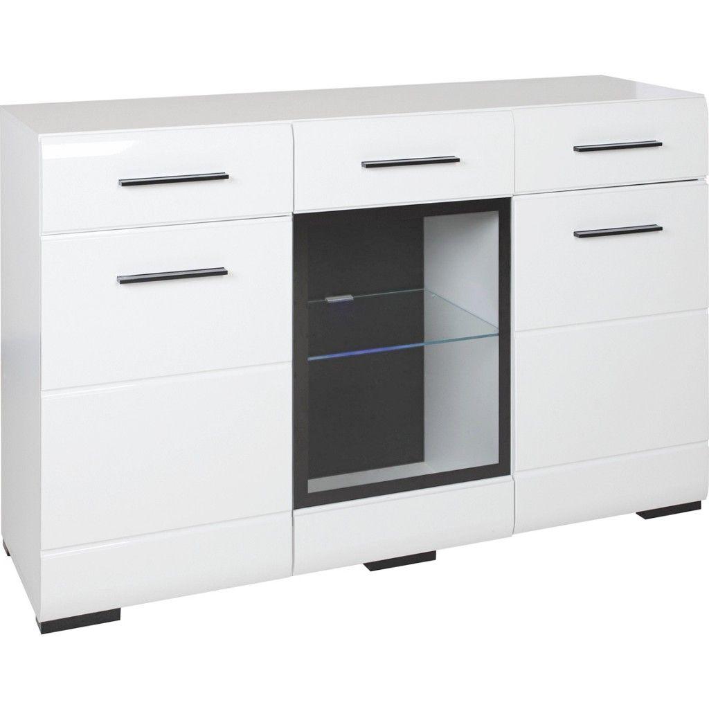 CARRYHOME SIDEBOARD 150/93/45 cm Weiß Jetzt bestellen unter: https ...