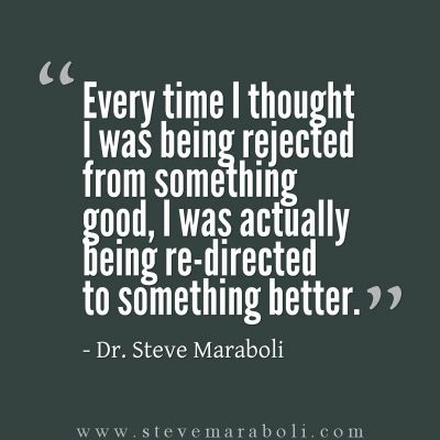 Rejected Redirected Rejection War Quotes Work Quotes Inspirational