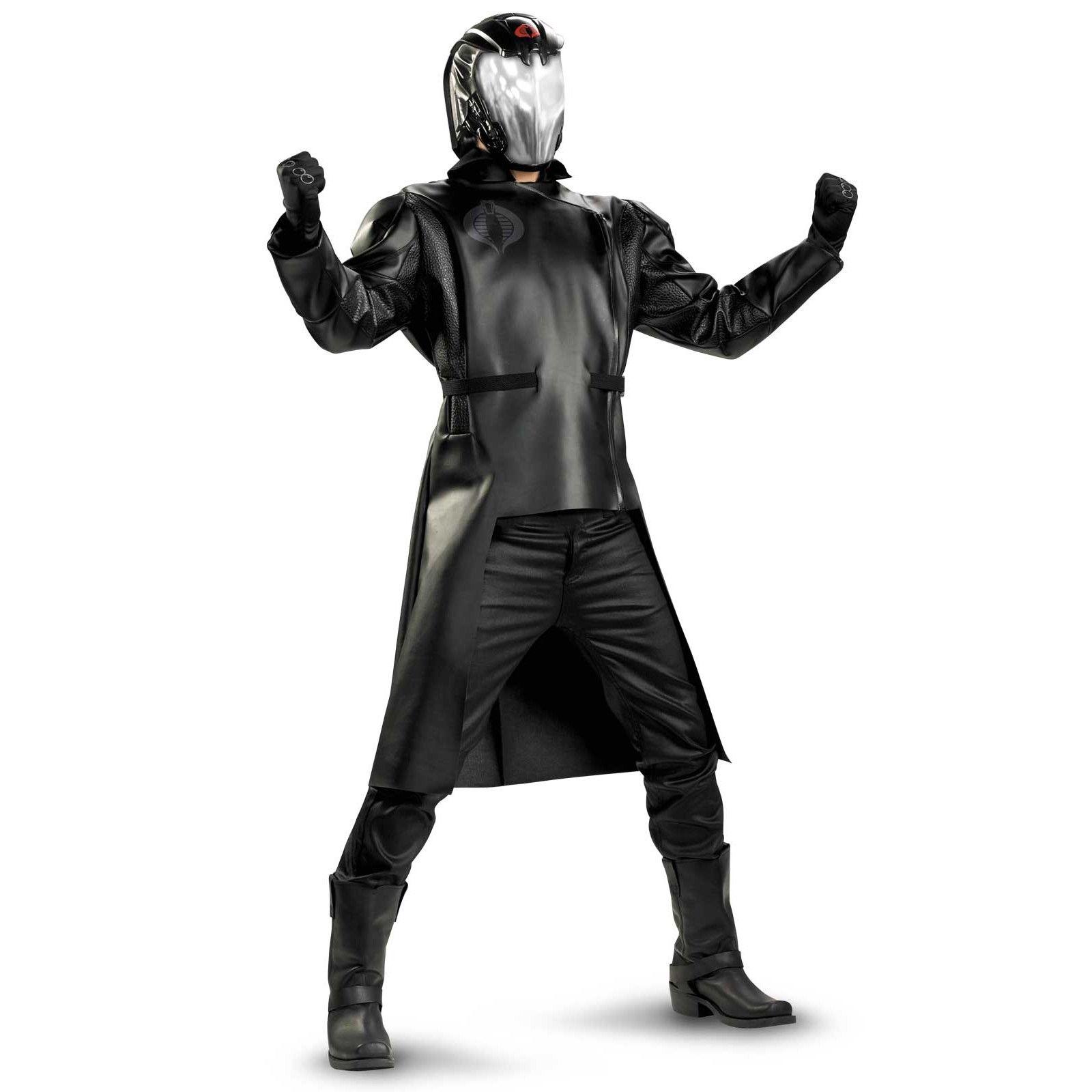 G.I. Joe Retaliation Snake Eyes Classic Muscle Chest Child Costume ...