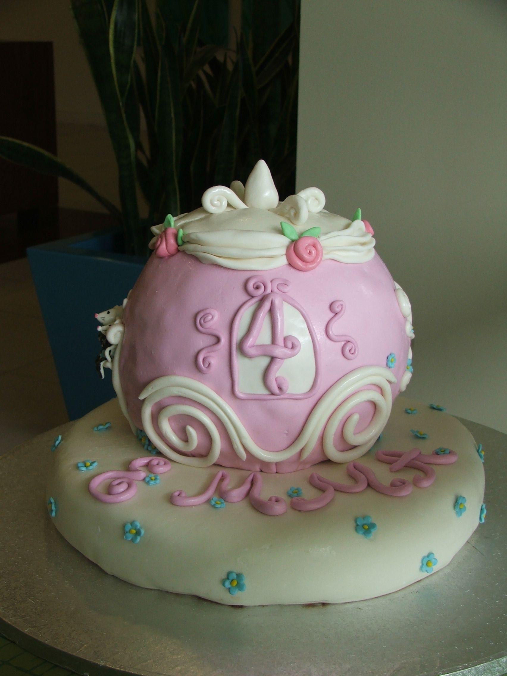 Cinderella Cake 2 jenna benna Pinterest Cake Birthdays and