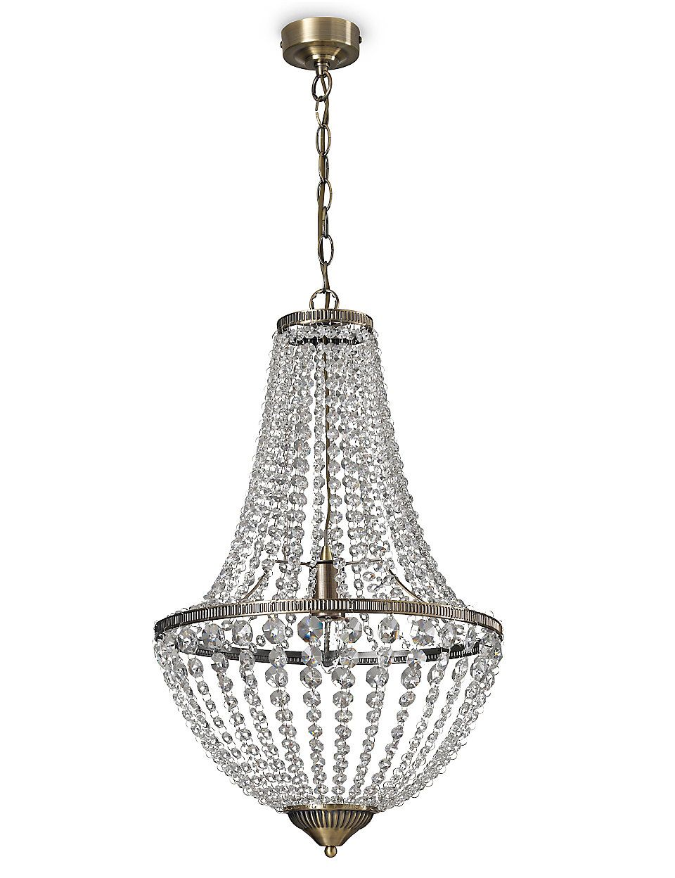Beaded Abbey Chandelier   M&S   Lounge   Pinterest   Chandeliers and ...