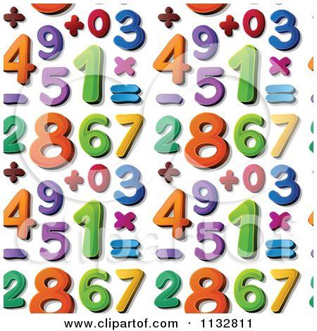 Math Background Tollbooth Illustration Background Patterns