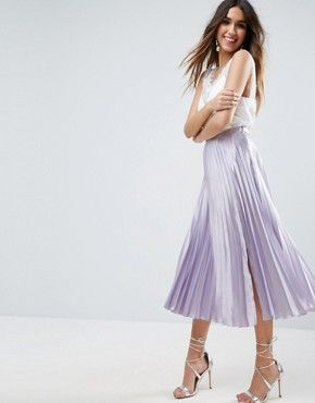 Image result for pleated skirt