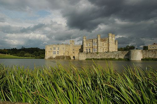 Castles...listed as Leeds Castle.