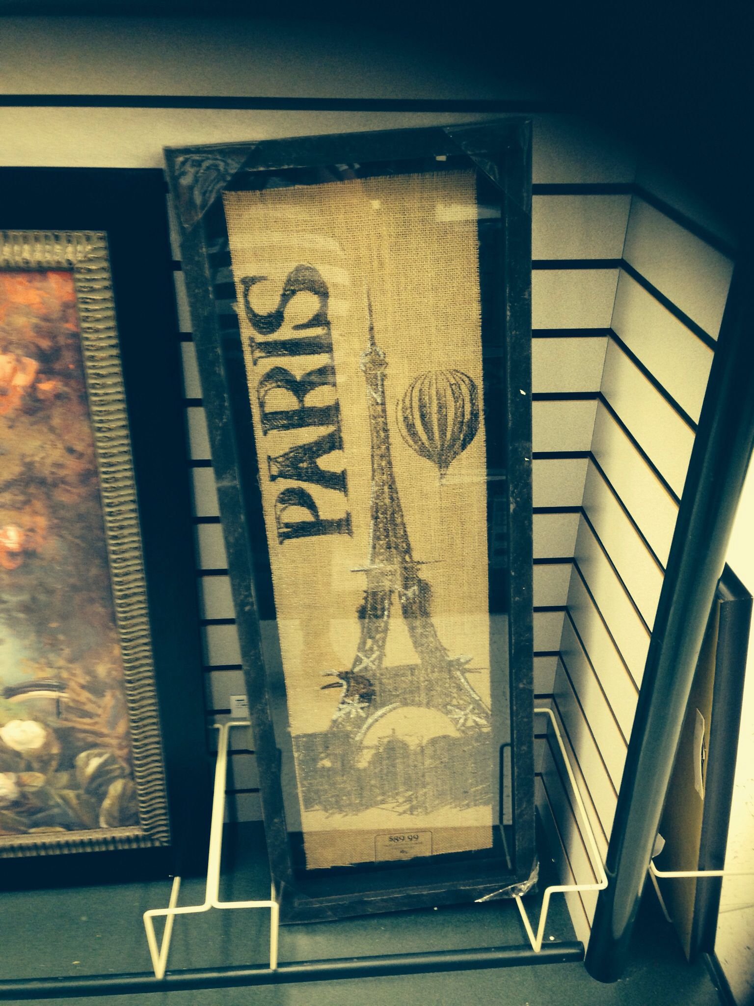 Paris framed picture from hobby lobby   Sabrina\'s French Style ...