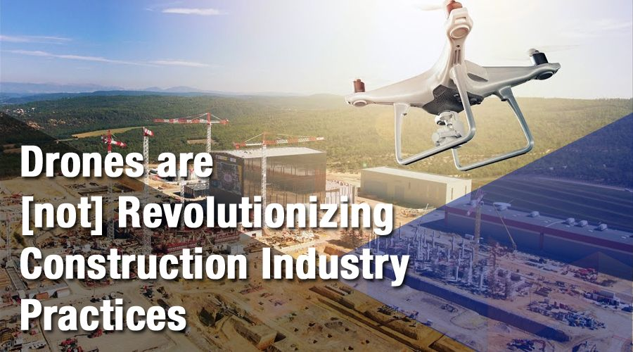 Drone Use in the AEC Industry | Yaeger Architecture