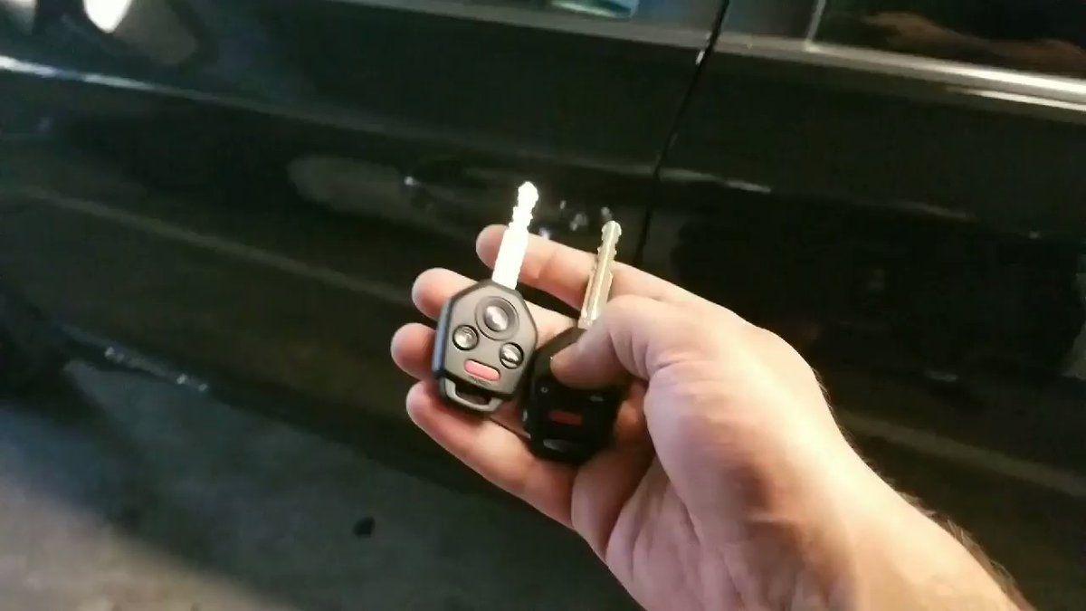 Dy Locksmith On Twitter Subaru Outback 2017 All Key Lost