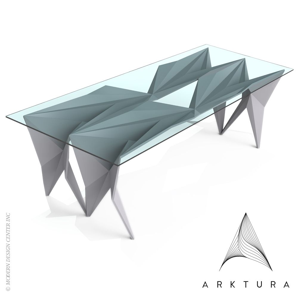 Provide a stimulating geometric platform in your home or office ... - Provide a stimulating geometric platform in your home or office with  Stealth Coffee Table. #