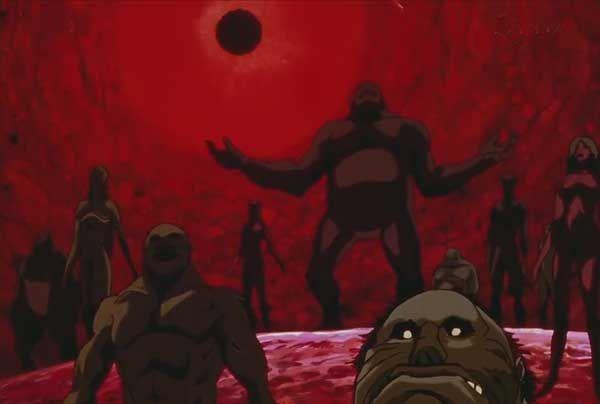 Gerhana di anime (solar eclipse) - Berserk