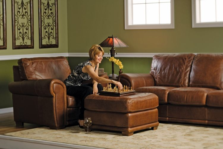 Buying Guide For Selecting Leather Furniture Italian Leather Furniture